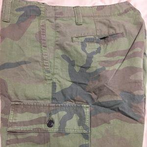 Dockers Camouflage Shorts